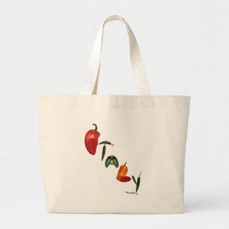 Pimientas de chile de Italia Bolsa
