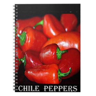 Pimientas de chile de New México Chile
