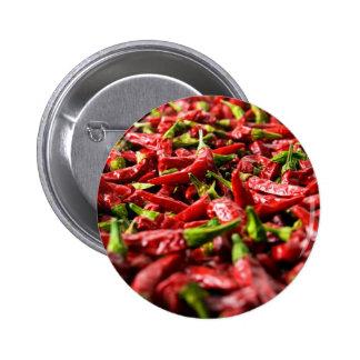 Pimientas de chile pin