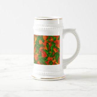 Pimientas Tazas De Café