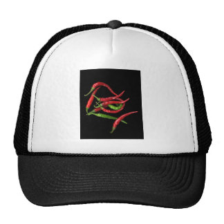 Pimiento picante 1 gorras