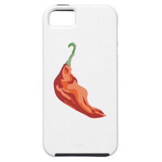 Pimiento picante iPhone 5 funda