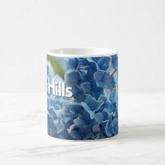Pimmit Hills Garden Mugs - Hydrangea
