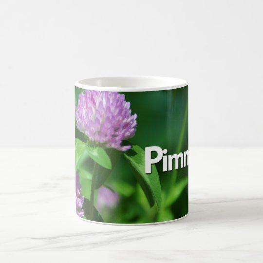 Pimmit Hills Garden Mugs - Pink Clover
