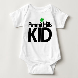 Pimmit Hills Kid Baby T-Shirt