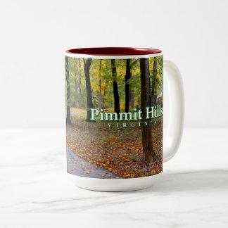 Pimmit Hills Park Path Mug