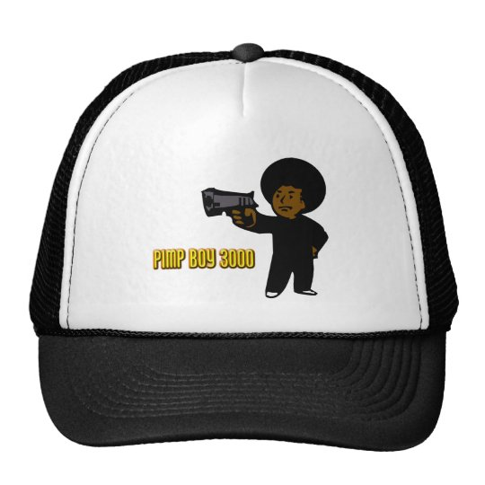 Pimp Boy 3000 Trucker Hat