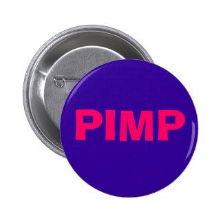 PIMP 2 INCH ROUND BUTTON