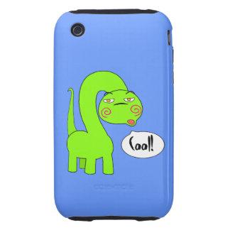 Pimp Dino iPhone 3 Tough Covers