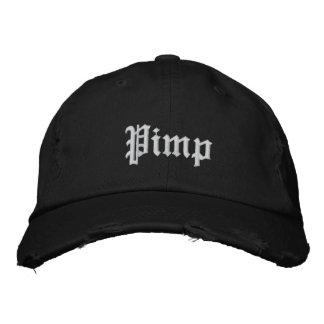 Pimp Embroidered Baseball Caps