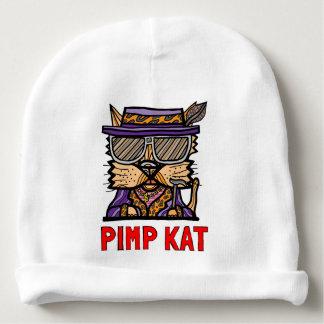 """""""Pimp Kat"""" Baby Cotton Beanie"""