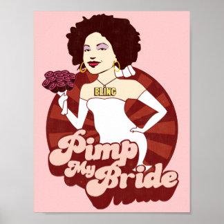 Pimp My Bride Poster
