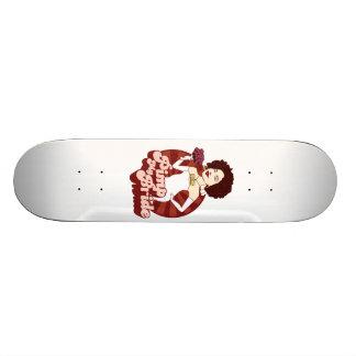 Pimp my Bride Skateboard Deck