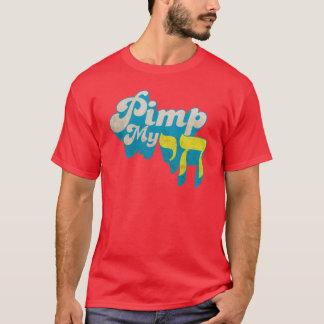 Pimp My CHAI - Funny stylish retro remake T-Shirt