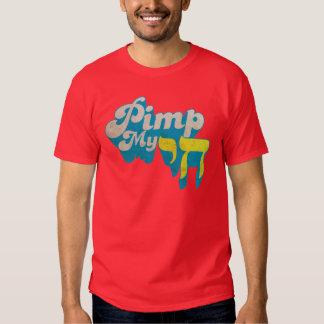 Pimp My CHAI - Funny stylish retro remake Tee Shirt