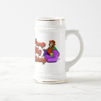Pimp My Chimp Beer Stein