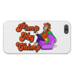 Pimp My Chimp Covers For iPhone 5