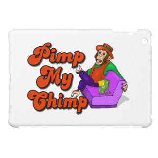 Pimp My Chimp iPad Mini Case