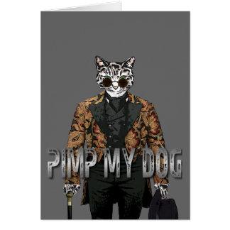 PIMP MY DOG CARDS