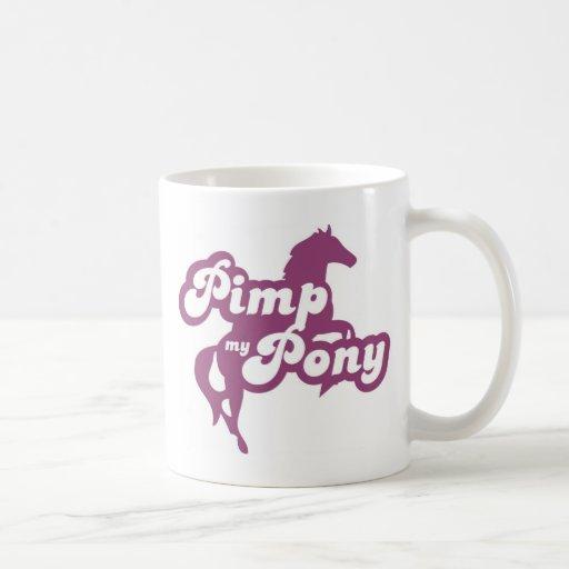 Pimp my Pony Mugs