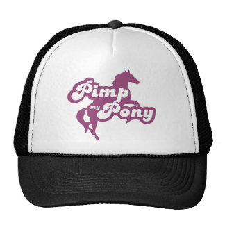 Pimp my Pony Trucker Hat