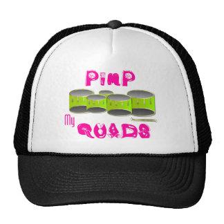 Pimp my QUADS Hat