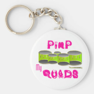 Pimp my QUADS Keychain
