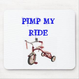 PIMP MY RIDE BIKE MOUSE PAD