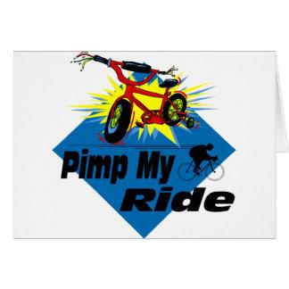 Pimp My Ride Greeting Cards