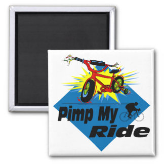 Pimp My Ride Magnet