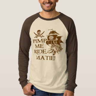Pimp My Ride-Pirate Style T-Shirt