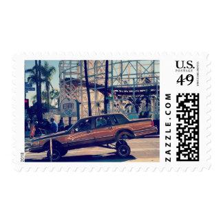 Pimp my Ride Postage Stamps