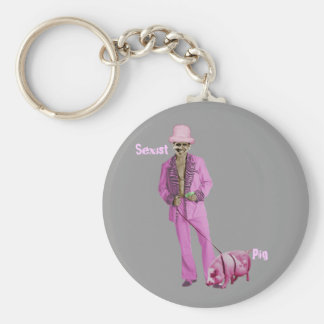 Pimp Obama and the Pig Keychain