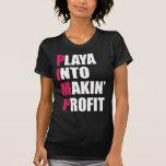 PIMP Pink Tshirt