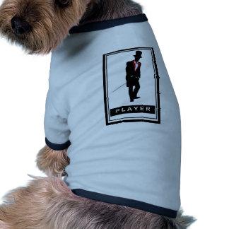 Pimp Player Pet T-shirt