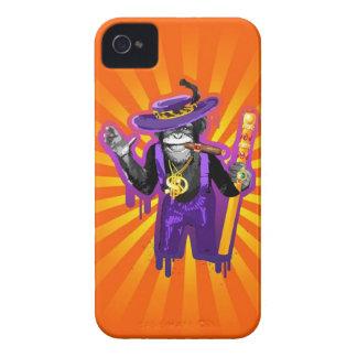 Pimp The Chimp iPhone 4 Case