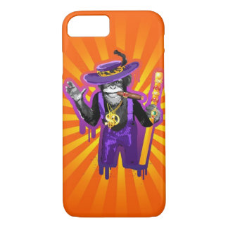 Pimp The Chimp iPhone 7 case
