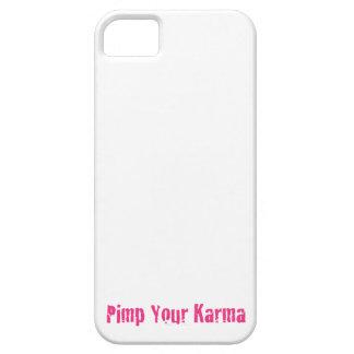 Pimp Your Karma I-Phone funda