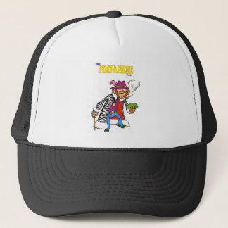Pimpanzee large trucker hat
