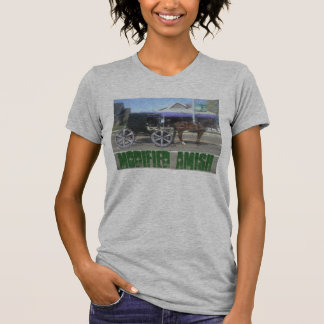 Pimped Amish Buggy T-Shirt