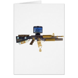 pimped out M-16 Card