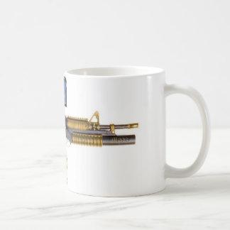 pimped out M-16 Coffee Mug