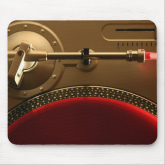 Pimped Out Turntable Mouse Pad
