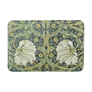 Pimpernel by William Morris Bath Mat