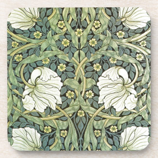 Pimpernel by William Morris Beverage Coaster