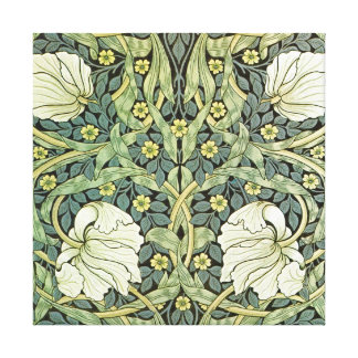 Pimpernel by William Morris Canvas Print