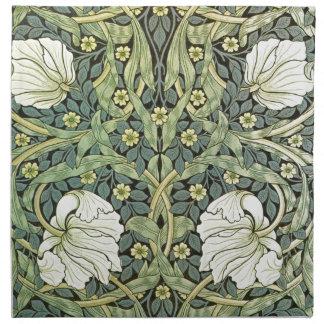 Pimpernel by William Morris Cloth Napkin