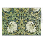 Pimpernel by William Morris Greeting Cards