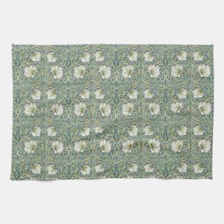 Pimpernel by William Morris Kitchen Towel