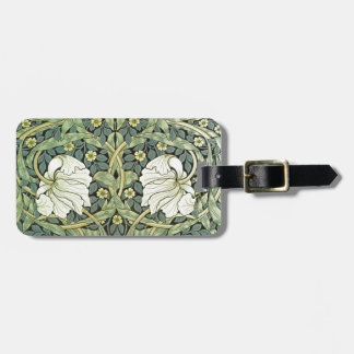 Pimpernel by William Morris Luggage Tag